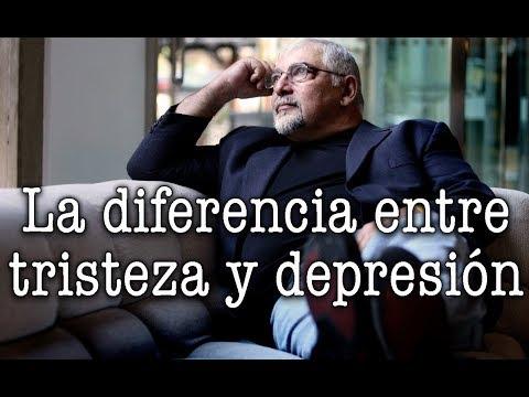 Jorge Bucay - La diferencia entre tristeza y depresión