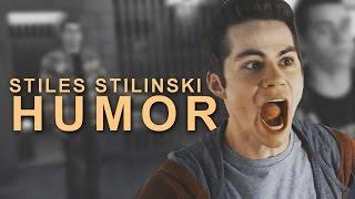 Stiles Stilinski ● Humor