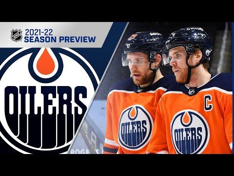 Edmonton Oilers 2021-22 Season Preview | Prediction