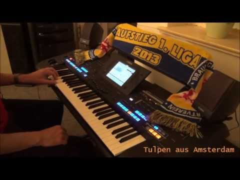Tulpen aus Amsterdam  Tyros 4  YouTube