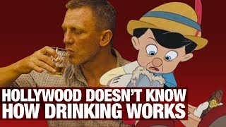 Hollywood Doesn't Know How Drinking Works - Reckless Disagreement (Deadpool, James Bond)