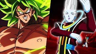 BROLY VS WHIS: Der nächste Gott der Zerstörung?! | Dragonball Super
