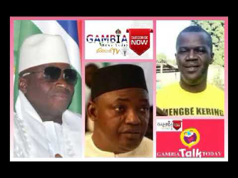 GAMBIA TODAY TALK 9TH APRIL 2021