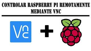 como conectarse a la raspberry pi por VNC - minitutorial - rpi remotamente