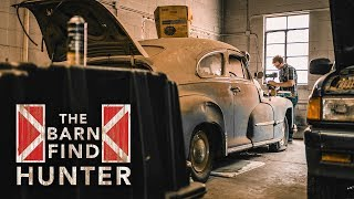 Small towns harbor the best barn finds | Barn Find Hunter - Ep. 62 (Part 3/4)