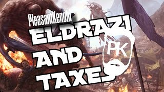 Eldrazi and Taxes Competitive League ″You asked″ - Modern MTG Gameplay