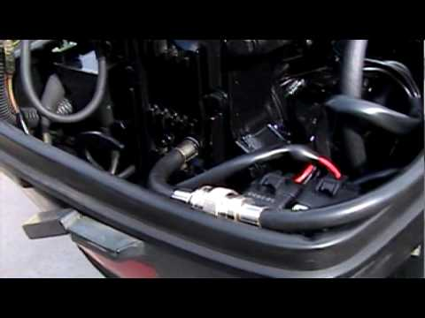 Force Outboard Motor Wiring Diagram 1998 Mercury Force 40 Elpto Mpg Youtube