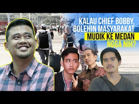 Gibran Larang Jokowi dan Kaesang Mudik Ke Solo