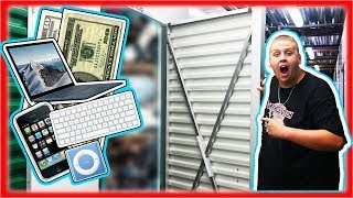 I Bought An Abandoned Storage Locker and RISKED IT ALL! What's Inside