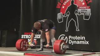World Deadlift Championship 2016 - Part 2