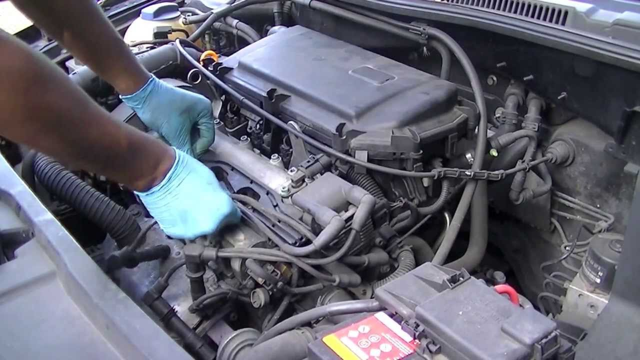2006 Vw Passat Starter Wiring Diagram Vw Golf 1 4 16v Engine Oil And Filter Change Ahw Youtube