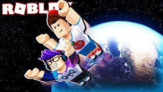 Roblox Adventures - ROBLOX OBBY TO SAVE THE WORLD!? (Adventure Forward 2)
