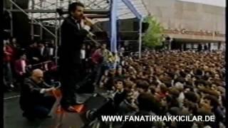 Tayyip Erdogan-ibrahim Tatlises Almanya Konseri Köln Bugün Bayram Orjinal Kayit-Ömer-1988