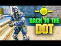 BACK TO THE DOT CROSSHAIR CSGO COMPETITIVE