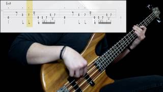 Wild Cherry - Play That Funky Music (Bass Cover) (Play Along Tabs In )