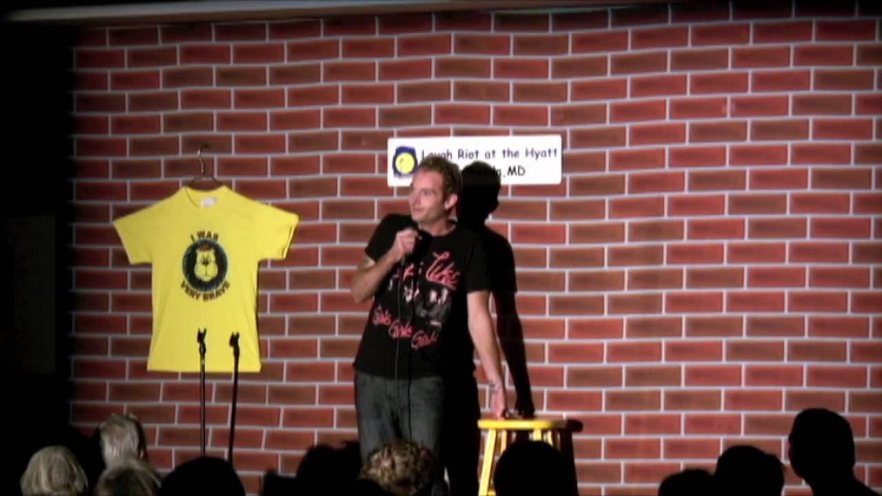 Laugh Factory Erik Myers