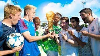 SIDEMEN WORLD CUP FOOTBALL CHALLENGES