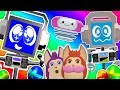 Fandroid & Melody in TATTLETAIL ROLEPLAY on Roblox??? (thanks to free secret eggs!)