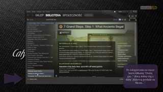 Steam: Jak zainstalować i dodawać gry (klucz) [Poradnik]