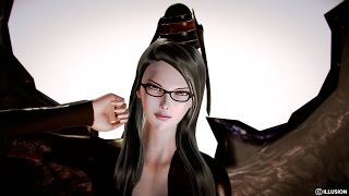 [Illusion HoneySelect Customization] Bayonetta