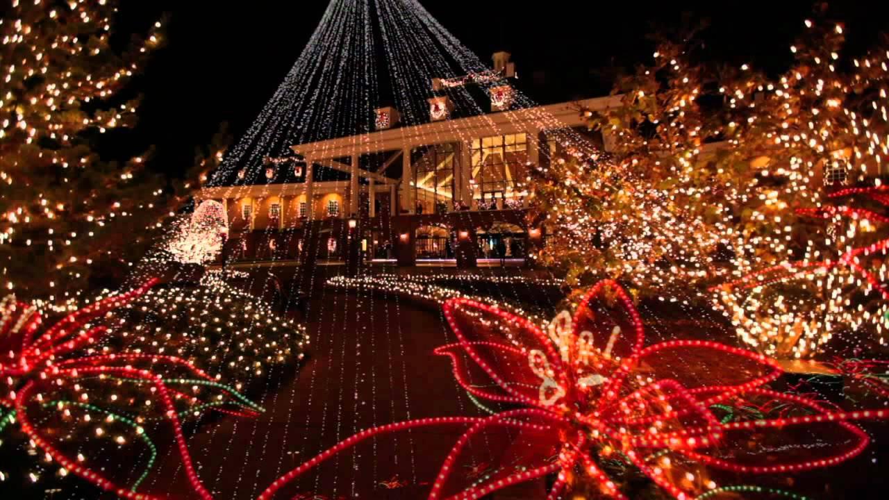 Christmas Dancing Lights