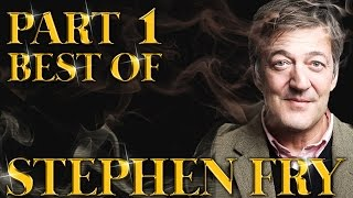 Best of Stephen Fry Amazing Arguments And Clever Comebacks Part 1