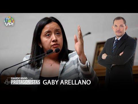 Isnardo Bravo Con Los Protagonistas - Entrevista a la Diputada AN, Gaby Arellano - VPItv