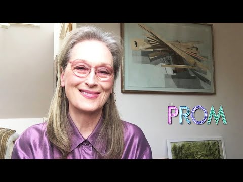 Meryl Streep on Rapping in 'The Prom' & the 'Sophie's Choice' Review That Stuck With Her (Exclusi…