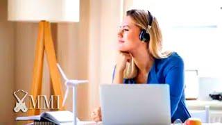 Música relajante para trabajar relajado y concentrado en la oficina y concentrarse