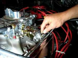 700R4 TV (throttle valve) Cable Adjustment  YouTube