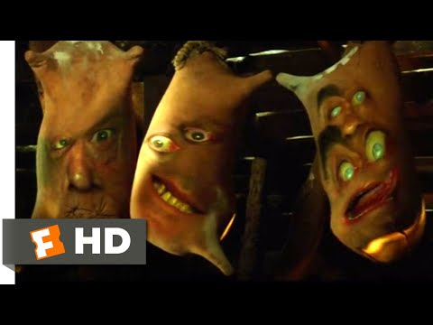 The Man Who Killed Don Quixote (2019) - Food With Faces Scene (4/9) | Movieclips