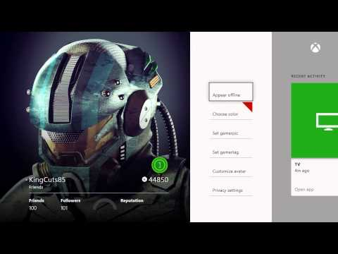 How To Change Color Of Apps On Xbox One DashboardGamerPics YouTube