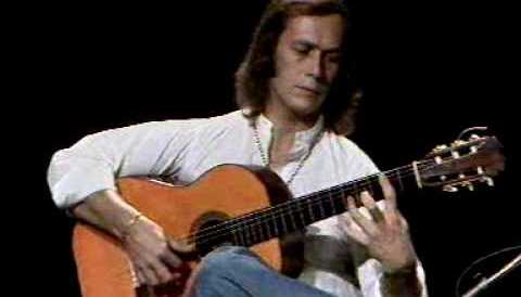 Download Music Paco de Lucia - Entre dos Aguas