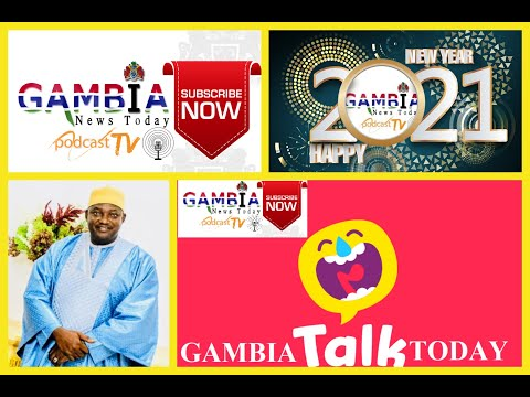 GAMBIA TODAY TALK 2ND JANUARY 2021