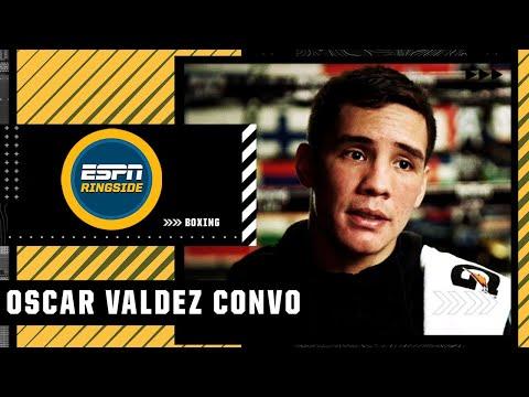 Oscar Valdez maintains his innocence ahead of title fight vs. Conceicao   ESPN Ringside