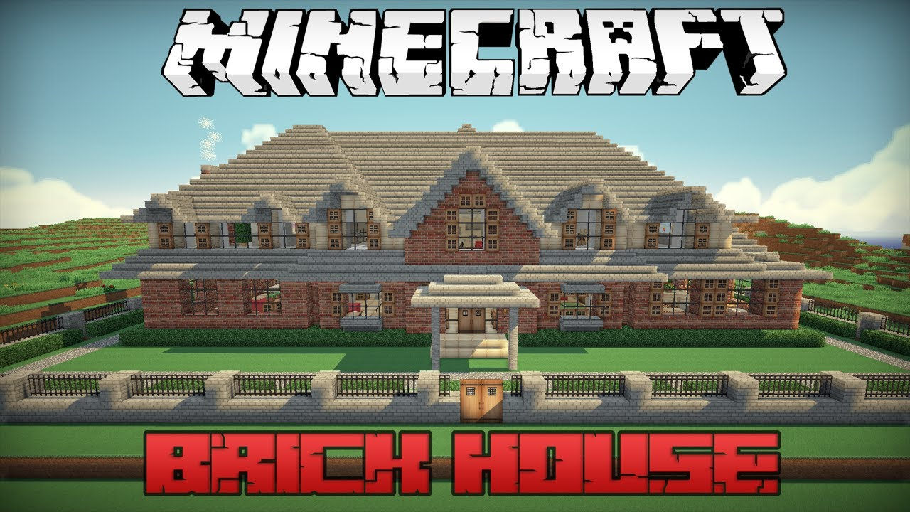 Minecraft Brick House Download Xbox Available - Inspirational