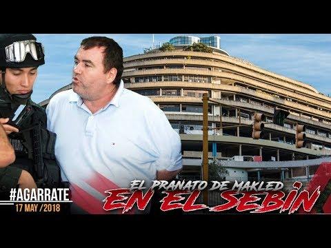 PRANATO DE MAKLED EN EL HELICOIDE | ENTÉRATE | PARTE 1 | AGÁRRATE | FACTORES DE PODER