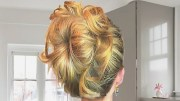 cute quick bridesmaids hairstyles