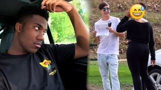 We Bought Her a Ferrari to See If She Would Dump Her BF For It!!! (Gold Digger Investigation)