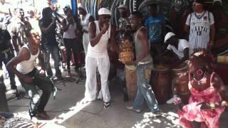 Havana Rumba at Callejón de Hamel, Cuba.