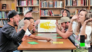 WE'RE ON A TV SHOW! MTV'S SILENT LIBRARY: 2019 EDITION!