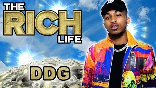 DDG | The Rich Life | Net Worth 2019 | Cars, Mansion & Jewelry Collection