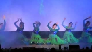 Peacock dance- SJC Chandannagar(part 1)
