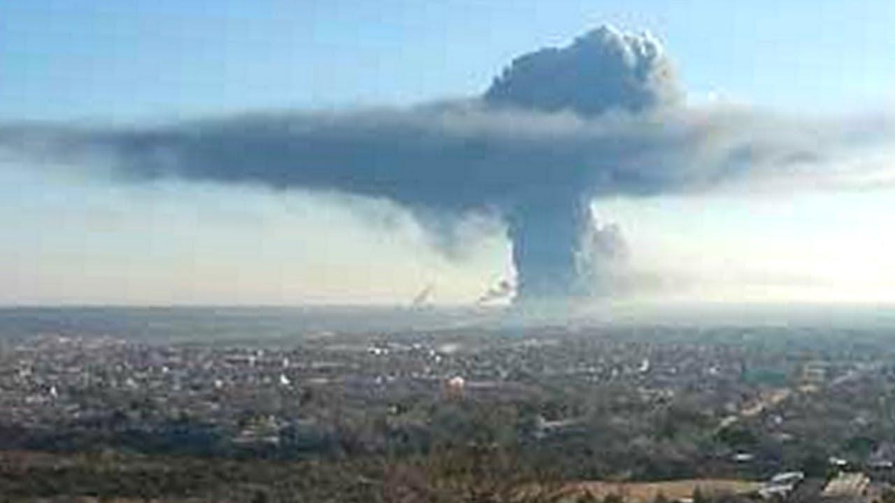 Fertilizer Plant Explosion In West Texas  YouTube