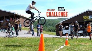 LONG JUMP CHALLENGE!