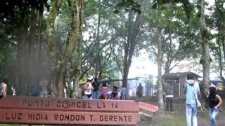 Disturbios Universidad del Tolima. Resistencia!