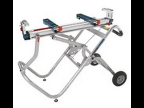 Ja Dawley Quicksilver Series Miter Saw Table Series From Herm