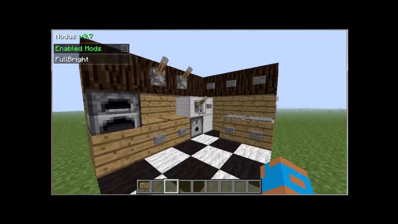 MinecraftCool furniture ideas  YouTube