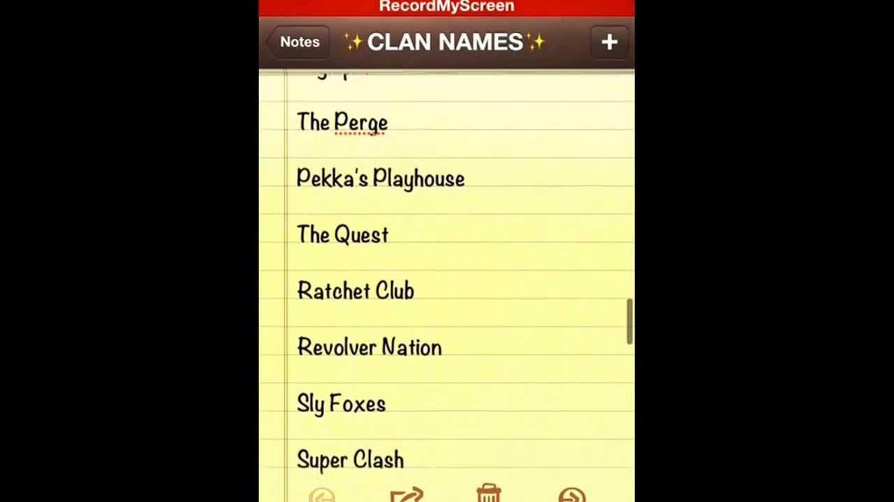 Original Clash Clans