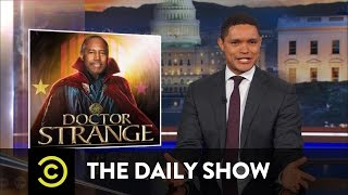No, Ben Carson, Slaves Weren't ″Immigrants″: The Daily Show